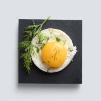 صبحانه با تخم مرغ