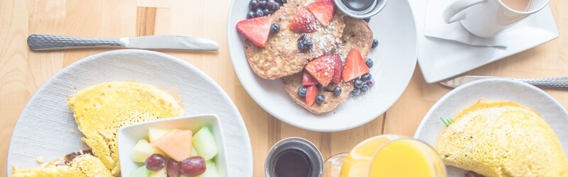 روز خود را با صبحانه خانگی خوشمزه آغاز کنید